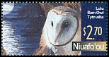 Cl: Barn Owl (Tyto alba)(Repeat for this country)  SG 310 (2001)