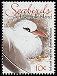 Cl: Red-tailed Tropicbird (Phaethon rubricauda)(Repeat for this country)  SG 917 (2005) 15 [5/7]