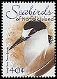 Cl: Sooty Tern (Sterna fuscata)(Repeat for this country)  SG 919 (2006) 50 [4/1]