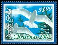 Cl: White Tern (Gygis alba)(Repeat for this country)  SG 817 (2002)