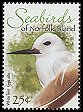 Cl: White Tern (Gygis alba)(Repeat for this country)  SG 918 (2006) 30 [4/1]