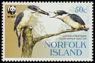 Cl: Sacred Kingfisher (Todirhamphus sanctus)(Repeat for this country)  SG 895 (2004)  [3/29]