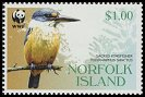 Cl: Sacred Kingfisher (Todirhamphus sanctus)(Repeat for this country)  SG 896 (2004)  [3/29]