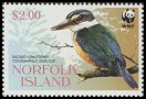 Cl: Sacred Kingfisher (Todirhamphus sanctus)(Repeat for this country)  SG 897 (2004)  [3/29]