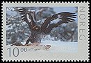 Cl: Golden Eagle (Aquila chrysaetos) <<Orn>> (Repeat for this country)  SG 1605 (2006) 425 [5/17]