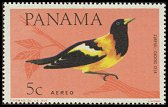 Cl: Venezuelan Troupial (Icterus icterus) <<Trupial>> (Out of range)  SG 919 (1965)  [3/20]