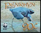 Cl: Pacific Reef-Heron (Egretta sacra)(Repeat for this country)  SG 548 (2008)