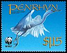 Cl: Pacific Reef-Heron (Egretta sacra)(Repeat for this country)  SG 549 (2008)