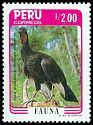 Cl: White-winged Guan (Penelope albipennis) SG 1657 (1986) 30