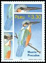 Cl: Common Kingfisher (Alcedo atthis)(Out of range)  SG 1924 (1997)