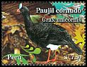Cl: Horned Curassow (Pauxi unicornis) <<Paujil cornudo>> (not catalogued)  (2009)  [6/15]