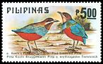 Cl: Whiskered Pitta (Pitta kochi) SG 1508 (1979) 200