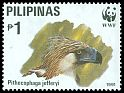 Cl: Great Philippine Eagle (Pithecophaga jefferyi)(Endemic or near-endemic)  SG 2265 (1991) 30
