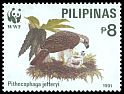 Cl: Great Philippine Eagle (Pithecophaga jefferyi)(Endemic or near-endemic)  SG 2268 (1991) 175