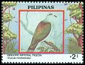 Cl: Mindoro Imperial-Pigeon (Ducula mindorensis)(Endemic or near-endemic)  SG 2464 (1992)