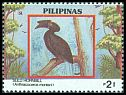 Cl: Sulu Hornbill (Anthracoceros montani) SG 2465 (1993)