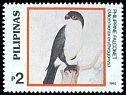 Cl: Philippine Falconet (Microhierax erythrogenys) SG 2472 (1993)