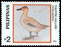 Cl: Philippine Duck (Anas luzonica) SG 2474 (1993)