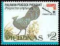 Cl: Palawan Peacock-Pheasant (Polyplectron napoleonis)(Endemic or near-endemic)  SG 2691 (1994)