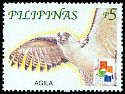 Cl: Great Philippine Eagle (Pithecophaga jefferyi)(Endemic or near-endemic)  SG 3398 (2001) 35