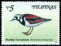 Cl: Ruddy Turnstone (Arenaria interpres) SG 3222 (1999)