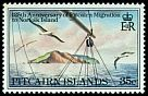 Cl: Black-browed Albatross (Thalassarche melanophris)(Repeat for this country)  SG 217 (1981) 40