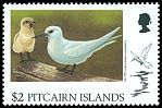 Cl: White Tern (Gygis alba)(Repeat for this country)  SG 508 (1996)