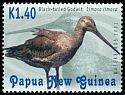Cl: Black-tailed Godwit (Limosa limosa) SG 895 (2001) 95