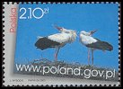Cl: White Stork (Ciconia ciconia)(Repeat for this country)  SG 4100 (2003)