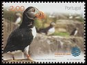 Cl: Atlantic Puffin (Fratercula arctica) <<Papagaio-do-mar>>  SG 3082 (2004)  [2/22]