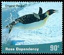 Cl: Emperor Penguin (Aptenodytes forsteri)(Repeat for this country)  SG 74 (2001)