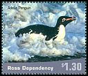 Cl: Adelie Penguin (Pygoscelis adeliae)(Repeat for this country)  SG 75 (2001)
