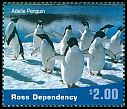 Cl: Adelie Penguin (Pygoscelis adeliae)(Repeat for this country)  SG 77 (2001)