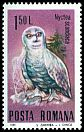 Cl: Snowy Owl (Bubo scandiacus)(Out of range)  SG 4923 (1985) 125