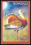 Cl: Great Bustard (Otis tarda) <<Dropia>>  SG 6989 (2009)