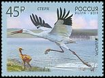 Cl: Siberian Crane (Grus leucogeranus)(Repeat for this country)  new (2019)  [11/53]