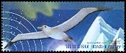 Cl: Wandering Albatross (Diomedea exulans)(Repeat for this country)  SG 1638c (2007) 70 [4/39]