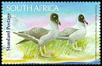 Cl: Light-mantled Albatross (Phoebetria palpebrata) SG 1709a (2009) 150 [6/9]