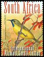 Cl: Plain-backed Sunbird (Anthreptes reichenowi) SG 1978 (2012)  [4/6]