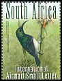 Cl: White-breasted Sunbird (Cinnyris talatala)(I do not have this stamp)  SG 1975 (2012)  [8/3]