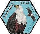 Cl: African Fish-Eagle (Haliaeetus vocifer)(Repeat for this country)  SG 1508a (2004) 200 [3/55]