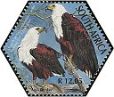 Cl: African Fish-Eagle (Haliaeetus vocifer)(Repeat for this country)  SG 1508b (2004) 200 [3/55]