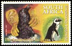 Cl: Jackass Penguin (Spheniscus demersus)(Endemic or near-endemic)  SG 1483 (2004) 55 [3/35]
