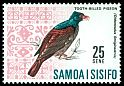 Cl: Tooth-billed Pigeon (Didunculus strigirostris)(Endemic or near-endemic)  SG 287 (1967) 150