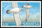 Cl: Shy Albatross (Thalassarche cauta)(Out of range)  SG 803 (1988) 650