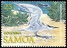 Cl: Black-naped Tern (Sterna sumatrana) <<Gogosina>>  SG 1139 (2004)  [3/8]