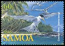 Cl: Great Crested Tern (Sterna bergii) <<Tala>>  SG 1140 (2004)  [3/8]