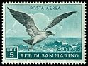 Cl: Black-headed Gull (Larus ridibundus) <<Gabbiano>>  SG 564 (1959) 10
