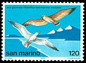 Cl: Yellow-legged Gull (Larus michahellis) SG 1095 (1978) 20