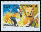 Cl: African Fish-Eagle (Haliaeetus vocifer)(Repeat for this country)  SG 1157 (1992)  [11/20]